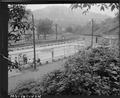Miner's Memorial Swimming Pool. Pursglove, Monongalia County, West Virginia. - NARA - 540306.tif