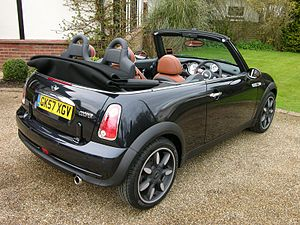 Mini Hatch - Cabrio
