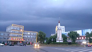 Mishan County-level city in Heilongjiang, Peoples Republic of China