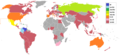 Miss Universe 2008 Map.PNG