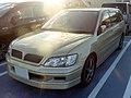Mitsubishi LANCER CEDIA WAGON Sports Edition (TA-CS5W) front.jpg