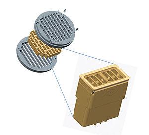 Reed valve - Modular Reed Valve (Straightflo Valve)