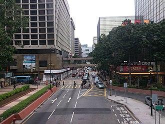 Mody Road - Mody Road towards Mody Square