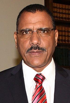 Mohamed Bazoum - Mohamed Bazoum in 2011.