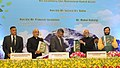 Mohd. Hamid Ansari and the Minister of State for Environment, Forest and Climate Change (Independent Charge).jpg