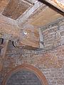 Molen De Hoop, Zierikzee maalzolder legeringsbalk steenzolder polymeerchemisch hersteld.jpg