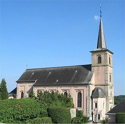 Comment aller à Mondorf-Les-Bains en transport en commun - A propos de cet endroit