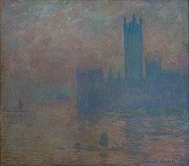 Londres, le Parlement