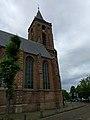 Monnickendam - Grote kerk (zijkant met toren).jpg