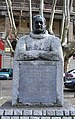 Monument a Ernest Hemingway, Pamplona.JPG
