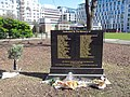 Moorgate crash memorial, Finsbury Square.jpg
