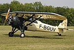 Morane-Saulnier MS-317, Private JP6859826.jpg