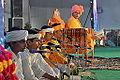 Morning Pray - Rawatpura Sarkar Ashram - Chitrakoot - Satna 2014-07-05 6177.JPG