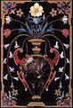 Mosaics by unknown artist - Vase of Flowers - WGA24007.jpg