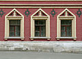 Moscow, Petrovsky Monastery windows.jpg
