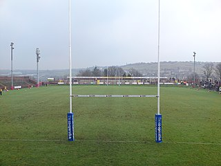 Mount Pleasant, Batley stadium