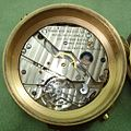 Movement of the hamilton model 22 world war two time period ships chronometer.jpg