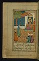 Muhammad Mirak - Zulaykha Entreats Joseph to Pray to God to Get Back Her Sight and Beauty - Walters W647146A - Full Page.jpg