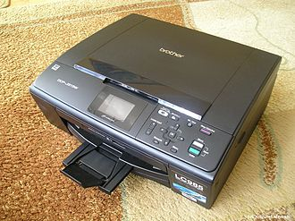 Brother Industries - Wireless multifunction printer Brother DCP-J315W