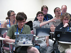 Multimedia Roundtable - Wikimania 2013 - 16.jpg