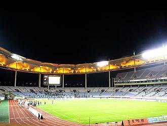 Incheon Munhak Stadium - Image: Munhak Stadium Corner