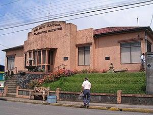 Alvarado (canton) - Image: Municipalidad Alvarado