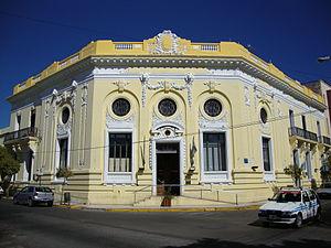 San Luis, Argentina - City Hall