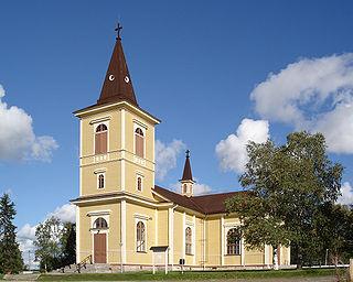 Muonio Municipality in Lapland, Finland