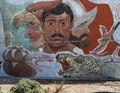 Mural at the Chamizal National Memorial, located in El Paso, Texas, along the United States-Mexico international border LCCN2014630910.tif