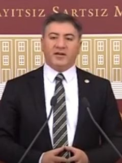 Murat Emir Turkish politician