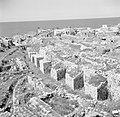 Muren van de fortificatie van Byblos Uitzicht op de Middellandse Zee, Bestanddeelnr 255-6366.jpg