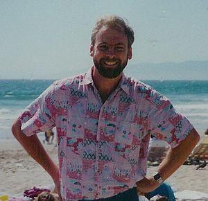 Murray Haszard - Haszard in 1991