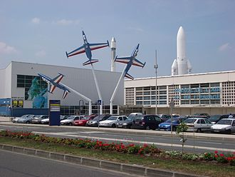 Seine-Saint-Denis - Image: Musée de l'Air et de l'Espace