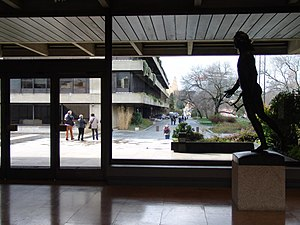 Calouste Gulbenkian Museum - Part of the Modern Art Centre at the Calouste Gulbenkian