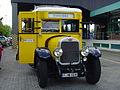 Museum für Kommunikation - Depot Heusenstamm - Historischer Postbus 01 - Flickr - KlausNahr.jpg