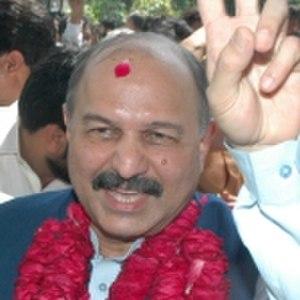 Pakistani presidential election, 2008 - Image: Mushahid Hussain Syed