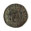 Mynt av silver. 2 öre. 1573 - Skoklosters slott - 109033.tif