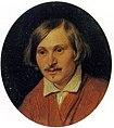 N.Gogol by A.Ivanov (1841, Russian museum).jpg
