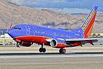 N452WN Southwest Airlines Boeing 737-7H4 (cn 29846-1461) (8312652685).jpg