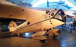 NASM - Lockheed Vega - Winnie Mae