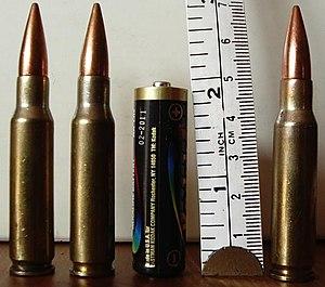 7.62×51mm NATO - Image: NATO 7.62x 51