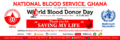 NBS Ghana - Wold Blood Donor Day 2015 Banner B001.png