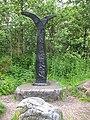 NCN Millennium Milepost MP66 Keswick Cumbria.jpeg