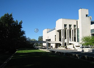 National Gallery of Australia - Prior to renovations, in 2004