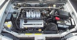 Px Nissan Vq De on 1998 Nissan Quest Thermostat Location