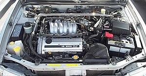 Nissan VQ engine - VQ30DE