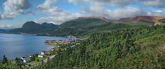 Newfoundland and Labrador - The Long Range Mountains