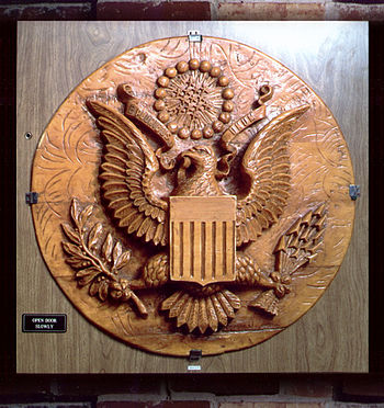 Great Seal Bug from NSA archives
