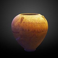Nagada II vase-MAHG 020603