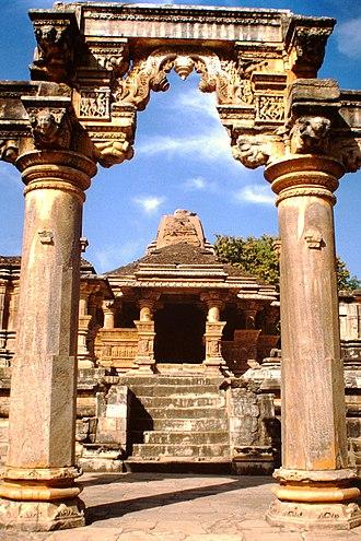 Torana - Image: Nagda(Rajasthan)Tora na
